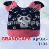 GC-T135 Grandcaps двойная (шапка детская) Размер: 46-48  АССОРТИ ЦВЕТОВ