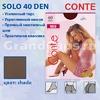 Solo 40 den shade Conte elegant (колготки женские) 8С-38 СП