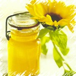 Мед подсолнечный + цветочный