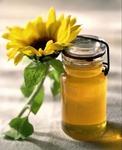 Мёд подсолнечный жидкий