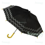 *Зонт Fulton C724-2912 со светоотражающими вставками
