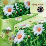 Бязь ш.220 см / Людмила (5052/1)