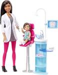 Barbie Dentist Doll & Playset