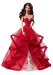 Barbie Collector 2015 Holiday African-American Doll