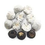 Пуэр Шу мини то ча с хризантемой ( таблетка)