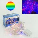 "Гирлянда светодиодная ""Штора"" 3 м, 96 разноцветных лампочек 01225 (100) Подробнее: http://igrushki7.com.ua/product_info.php?info=p52267_Girlyanda-svetodiodnaya--SHtora--3-m--96-raznocvetnyh-lampochek-01225--100-.html"