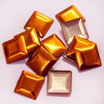 Термоклеевые формы металл 7х7мм 50 шт.