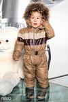 Теплый детский комбинезон  104 98 92 86
