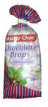 """""""Mister Chok"""" Сhocolate Drops (шоколадные драже в мятной глазури), 250 гр"""