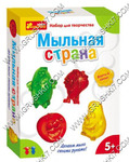 "гр Мыльная страна ""Овощи,Фрукты"" 9010-03/15100166Р (26) ""Ranok Creative"