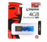 накопитель DataTraveler®101 G2/4GB