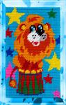 Лев в цирке