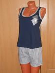 Пижама трикот майка шорты  ПК-659