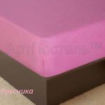 Простыня махровая на резинке (разные цвета и размеры)
