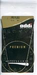 105-7-80/6-80 Addi спицы, круговые, супергладкие, никель, №6, 80 см.