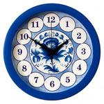 Часы П-Б4-169 настенные Гжель