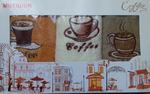 """Подарочный набор полотенец """"Кофе 3"""""""