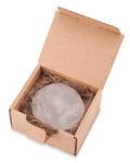 Алунит-NH, мини  55 гр., в подарочной эко-коробочке, алюмоаммониевые квасцы