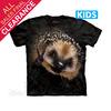 Peace Hedgehog Kids T-Shirt