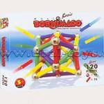 Конструктор магнитный BORNIMAGO (120)