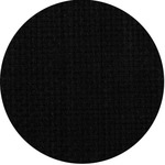 Канва арт.854 упак.40*50см (10*44кл ) крупная цв.черный