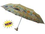 Зонт женский арт.4306---3 сложения, полуавтомат