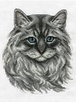"""Набор для вышивания """"Невский маскарадный кот"""""""