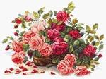 40-38 Королевские розы