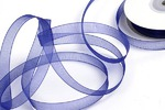 Лента капрон IDEAL арт.JF-001 шир.6мм цв.047 (4118) т.синий