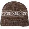 Твид 40260-М шапка мужская (коричневый)