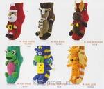KIDS HOMELINE ANIMALS носки игрушка