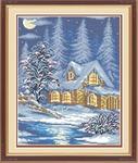 Зимней ночью