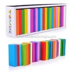 Плашки цветные. 6675