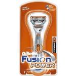 Gillette Fusion Power бритвенный станок с 1 кассетой, серия Classic
