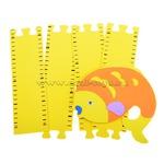 Мягкий конструктор. Ростомер (8 видов) пакетКод: 149951
