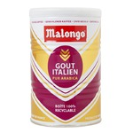 Кофе Malongo молотый Итальянский вкус 250 гр.