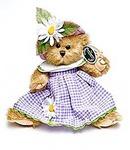 """Игрушка """"Bearington"""" Мишка в платье и шляпке с цветочком 25 см (143235)"""