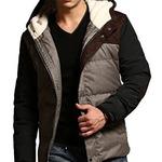 Wantdo Men's Winter Casual Slim Fit Down Coat