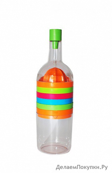 Волшебная бутылка Бин Тулс (Bin 8 Tools)