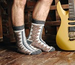 Носки шерстяные N6R93-1