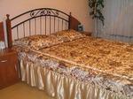 Комплект для спальни со шторами Виктория
