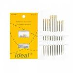 Иглы IDEAL арт.ID-003/ HN-07 набор д/слабовидящих упак.12 игл (0340-0003)