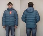 Куртка длинная, модель 6