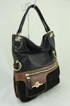 сумка Bornie / A-0268 Black/Brown