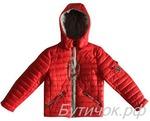 М.16124 Куртка BOGNER красная (подростковая)