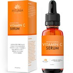 Best Vitamin C Serum 20% for Face With Vit E + Hyaluronic Acid + Ferulic Acid - Helps Repair Sun Damaged Skin - Anti Aging Serum Reduces Discoloration & Wrinkles + Fade Dark and Brown Spots, 1 fl. oz