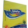 """Супервпитывающие салфетки для уборки """"AquaPur"""" 19*21 см (5 шт)"""