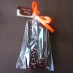 """Шоколад """"Экстра"""" тёмный с розмарином и морской солью"""