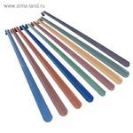 "Ложка для обуви ""SOLOMON-DE LUXE"", цвета МИКС 75 см"