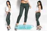 Трендовые укороченные брюки 42-48